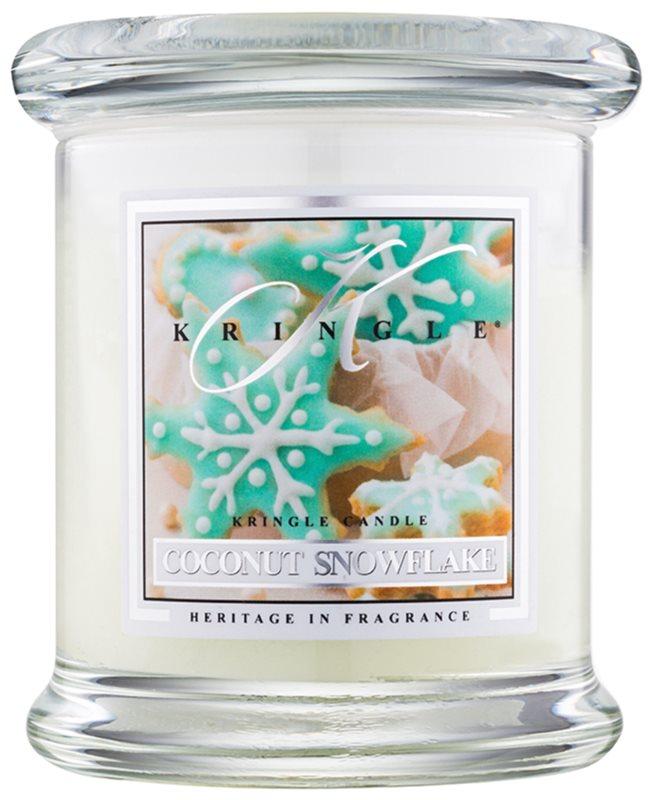 Kringle Candle Coconut Snowflake świeczka zapachowa  127 g