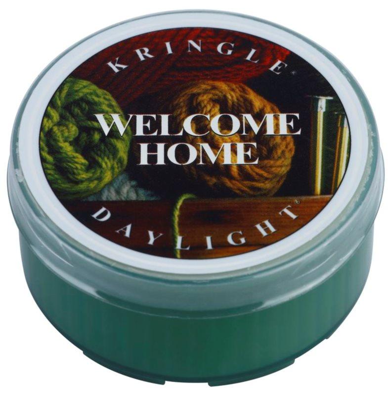 Kringle Candle Welcome Home vela de té 35 g
