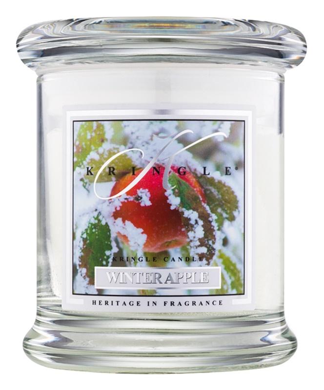 Kringle Candle Winter Apple bougie parfumée 127 g