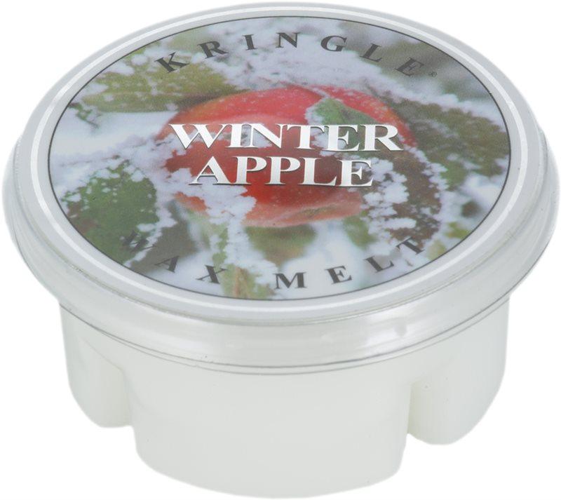 Kringle Candle Winter Apple Wachs für Aromalampen 35 g