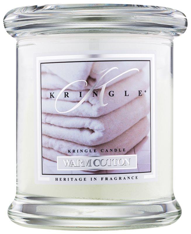 Kringle Candle Warm Cotton lumânare parfumată  127 g