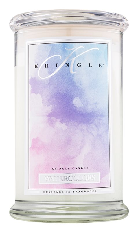 Kringle Candle Watercolors bougie parfumée 624 g