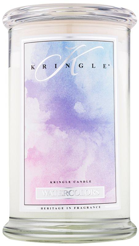 Kringle Candle Watercolors vonná svíčka 624 g