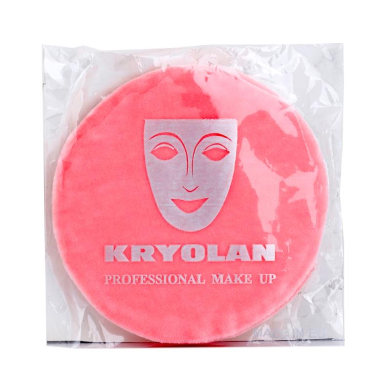 Kryolan Basic Accessories косметична пуховка велика