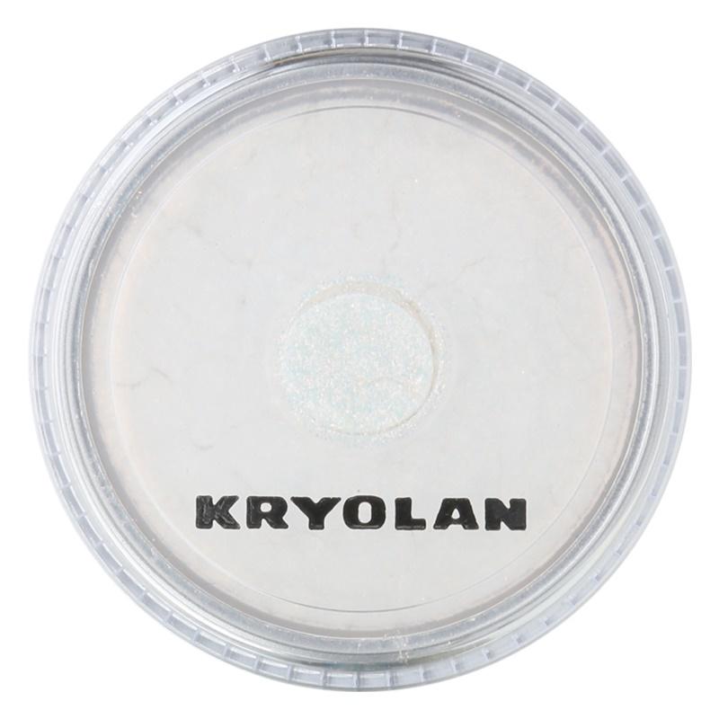 Kryolan Basic Face & Body pudra cu particule stralucitoare pentru fata si corp