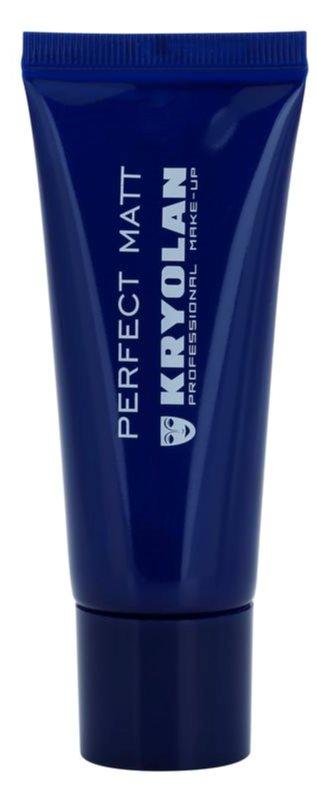 Kryolan Basic Face & Body Baza de machiaj pentru un aspect mat de piele