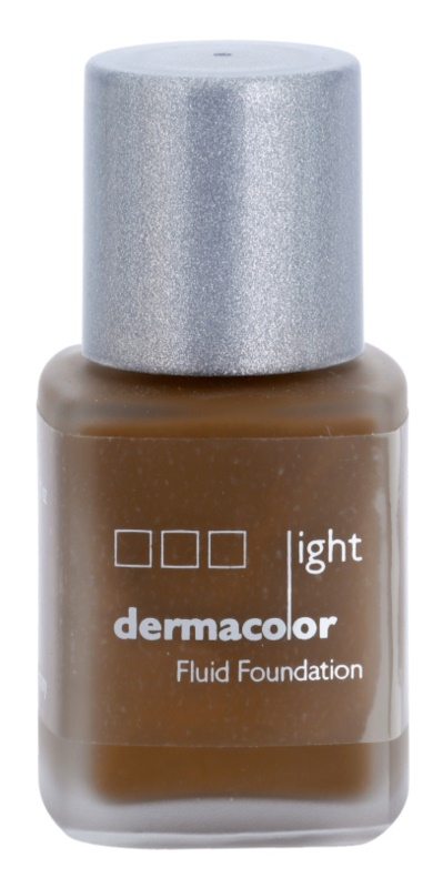 Kryolan Dermacolor Light fluidní make-up SPF 12