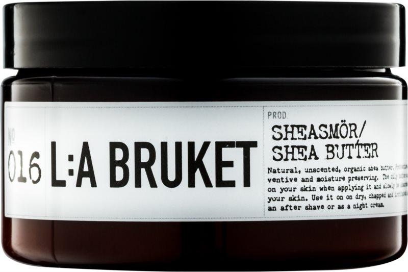 L:A Bruket Body bambucké máslo