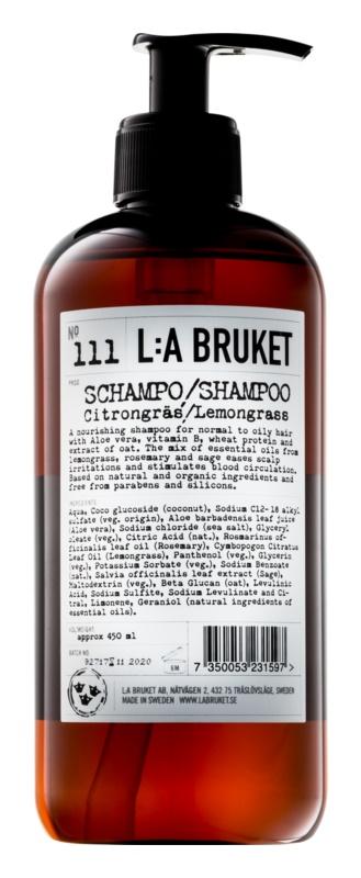 L:A Bruket Hair Shampoo für normales bis fettiges Haar