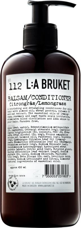 L:A Bruket Hair Conditioner für normales bis fettiges Haar