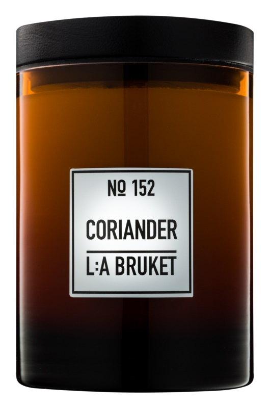 L:A Bruket Home Coriander Scented Candle 260 g