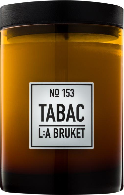 L:A Bruket Home Tabac vonná sviečka 260 g