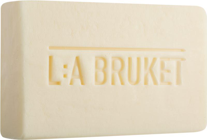 L:A Bruket Body tuhé mýdlo s citronovou trávou