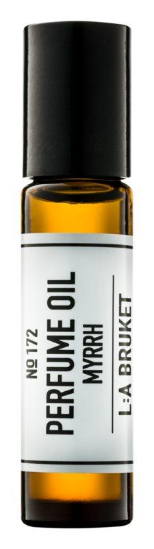 L:A Bruket Body parfémovaný olej pre upokojujúci efekt