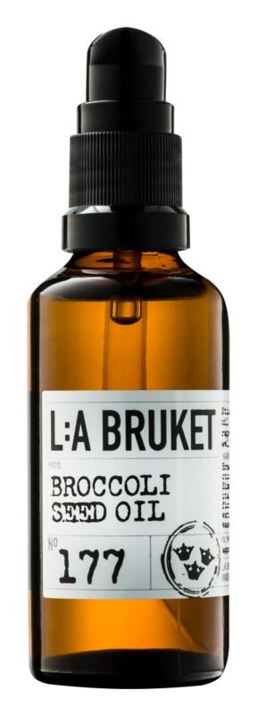 L:A Bruket Face olje za obraz s semeni brokolija