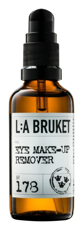 L:A Bruket Face Eye Makeup Remover