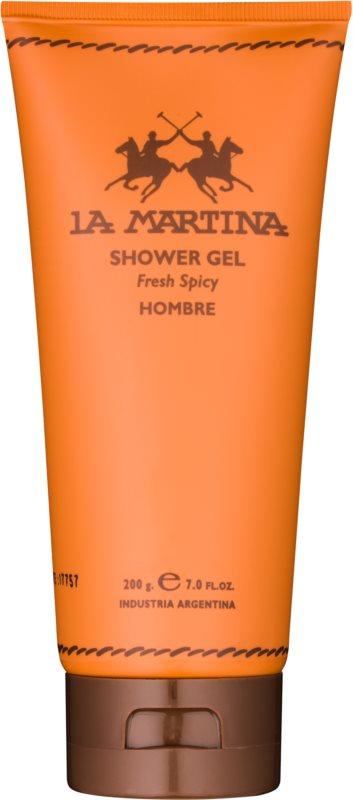 La Martina Hombre sprchový gél pre mužov 200 g