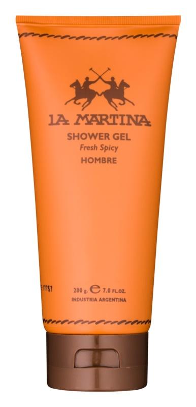 La Martina Hombre żel pod prysznic dla mężczyzn 200 g