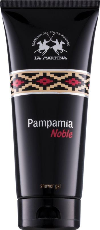 La Martina Pampamia Noble gel doccia per uomo 200 ml