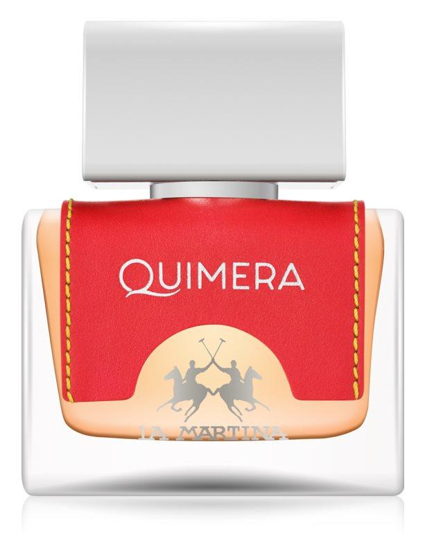 La Martina Quimera Mujer woda perfumowana dla kobiet 50 ml