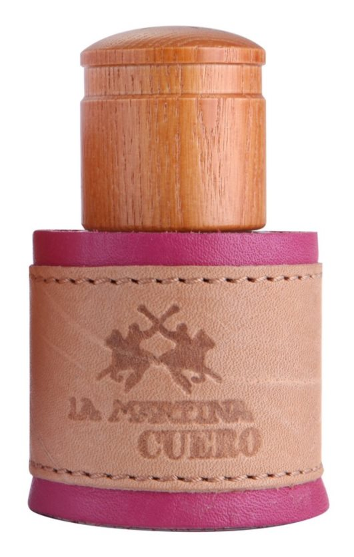 La Martina Cuero Mujer Eau de Toilette for Women 50 ml