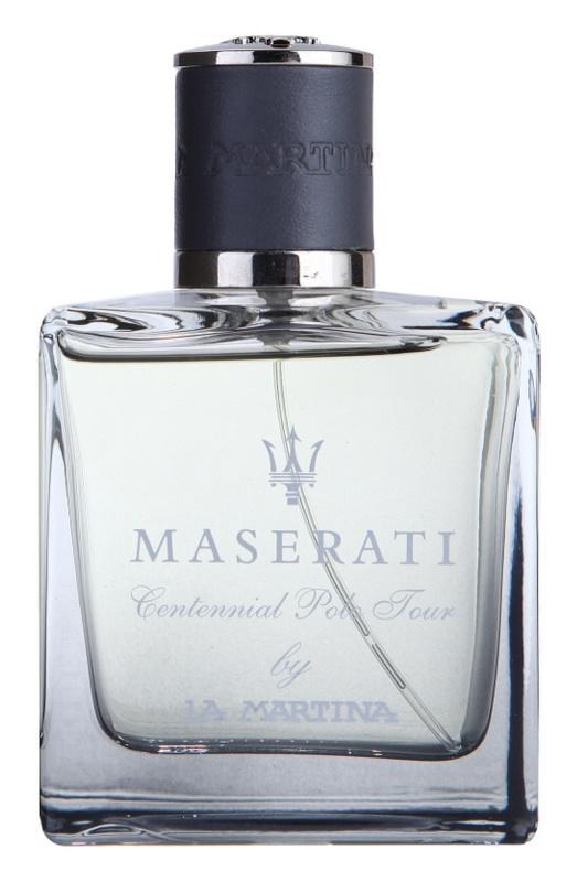 La Martina Maserati Centennial Polo Tour eau de toilette pentru barbati 100 ml