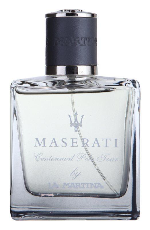 La Martina Maserati Centennial Polo Tour toaletná voda pre mužov 100 ml