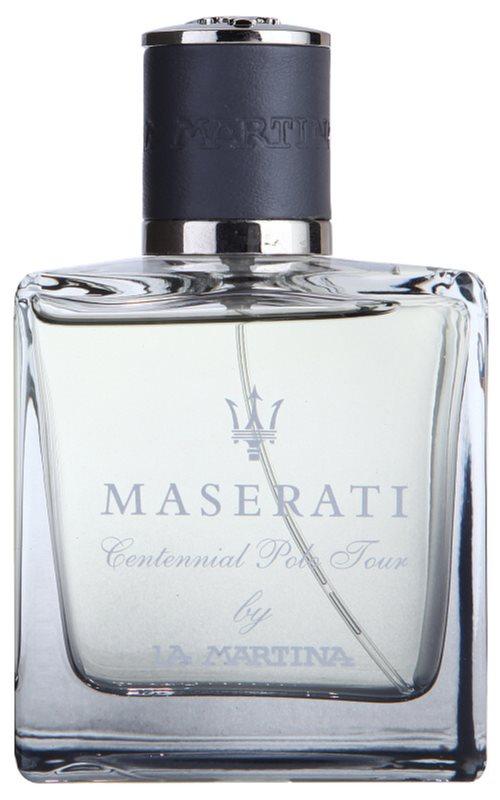 La Martina Maserati Centennial Polo Tour woda toaletowa dla mężczyzn 100 ml
