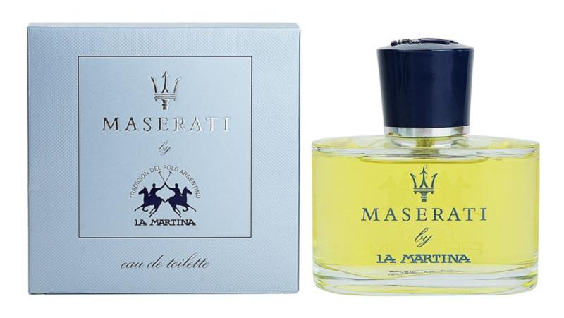 La Martina Maserati Horse Passion toaletní voda pro muže 100 ml