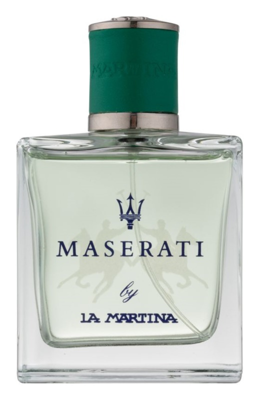 La Martina Maserati Eau de Toilette for Men 100 ml