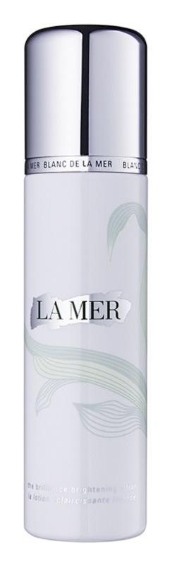 La Mer Blanc rozjasňujúca pleťová voda proti tmavým škvrnám