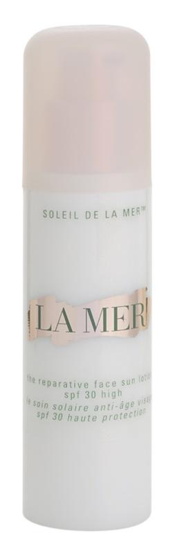 La Mer Sun krema za sončenje za obraz SPF 30