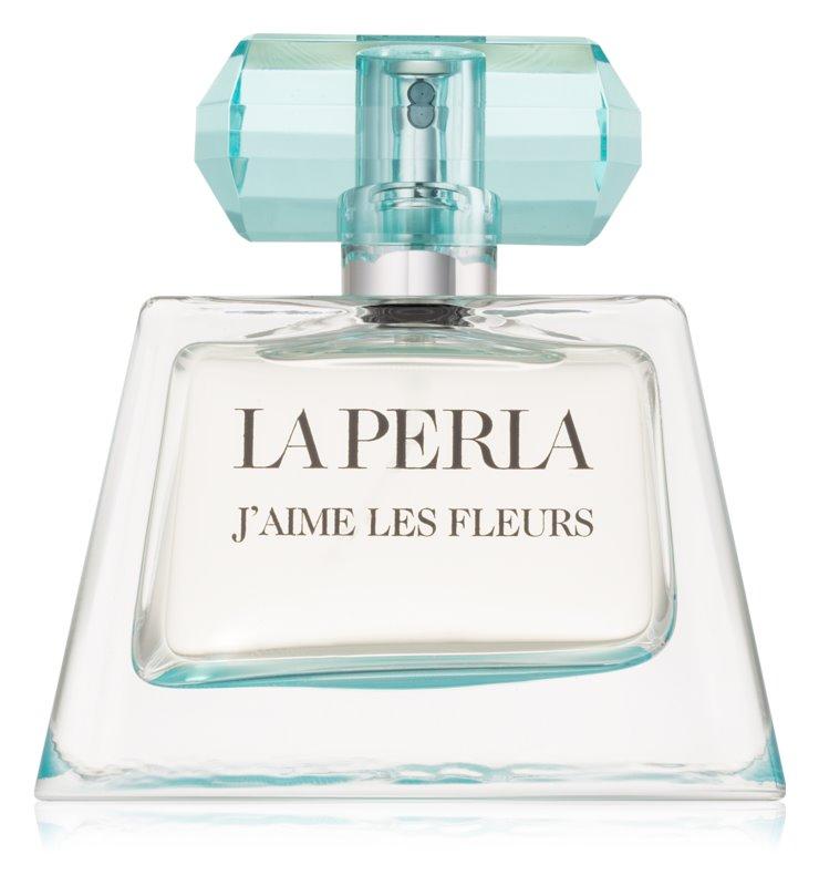 La Perla J´Aime Les Fleurs woda toaletowa dla kobiet 100 ml