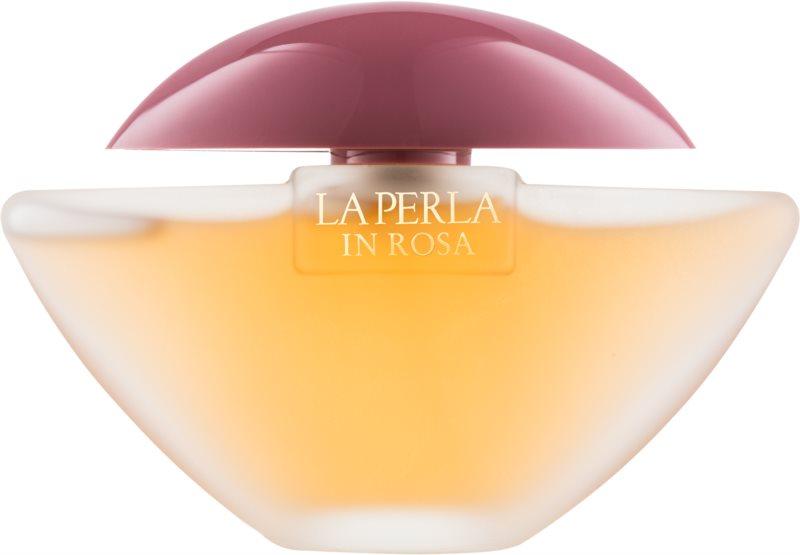 La Perla In Rosa Eau De Parfum Eau de Parfum voor Vrouwen  80 ml