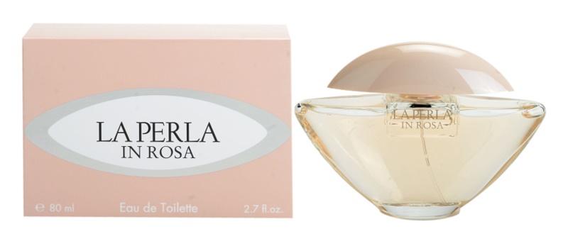 La Perla In Rosa Eau de Toilette for Women 80 ml