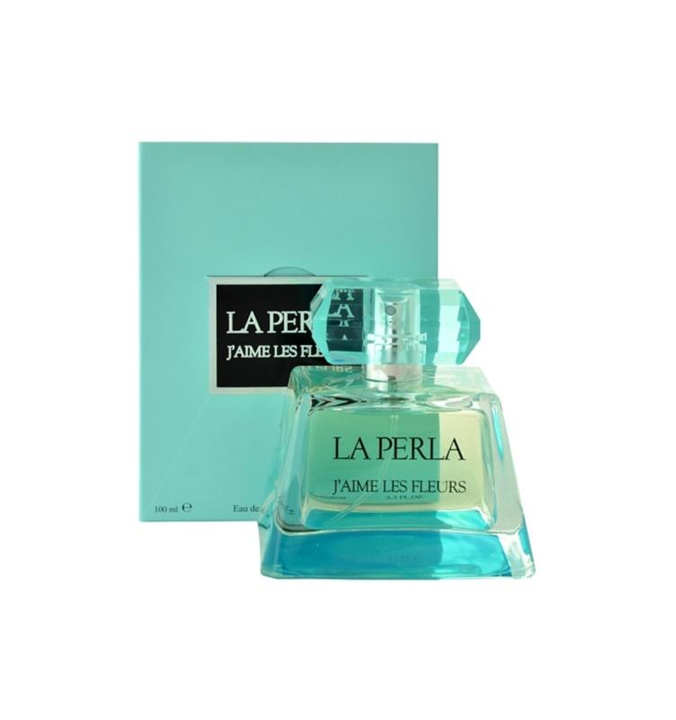 La Perla  J´Aime Les Fleurs eau de toilette pour femme 100 ml