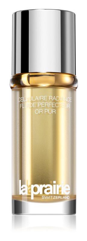La Prairie Cellular Radiance fluid proti stárnutí pleti se zlatem
