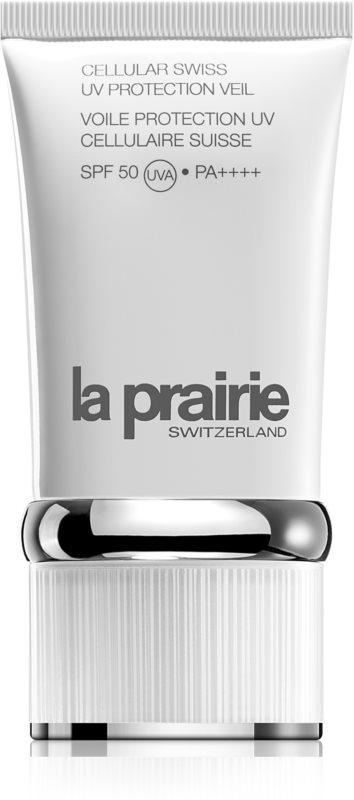 La Prairie Cellular Swiss crema bronceadora para rostro SPF 50