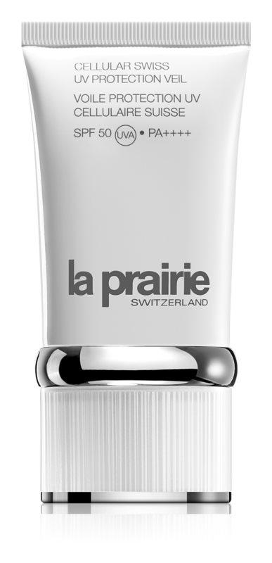 La Prairie Cellular Swiss pleťový krém na opaľovanie SPF 50