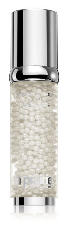 La Prairie White Caviar rozjasňující perly na tvář
