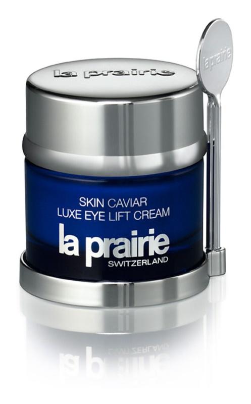 La Prairie Skin Caviar Collection očný spevňujúci krém proti opuchom a tmavým kruhom