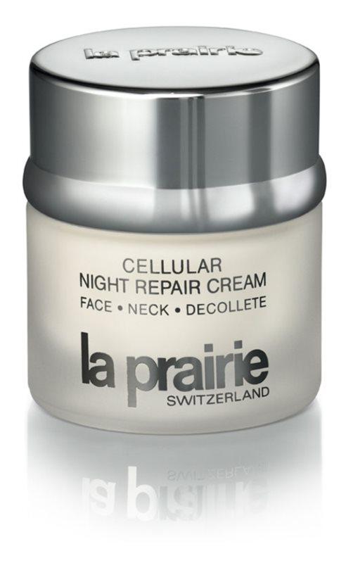 La Prairie Cellular nočný liftingový vypínací krém pre všetky typy pleti