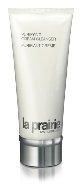 La Prairie Swiss Daily Essentials krem oczyszczający do skóry normalnej i suchej