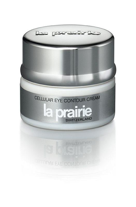 La Prairie Swiss Moisture Care Eyes creme contorno de olhos antirrugas para todos os tipos de pele