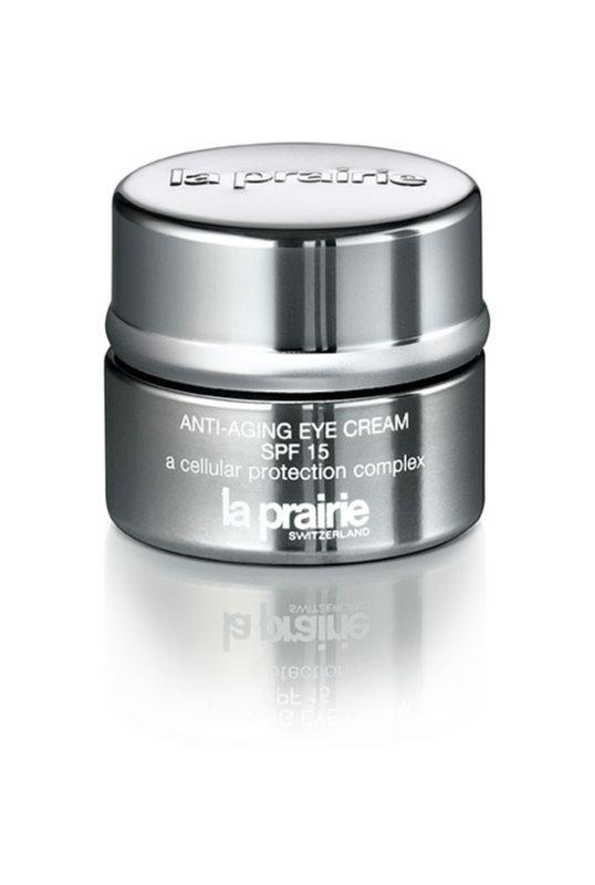 La Prairie Swiss Moisture Care Eyes krema za učvrstitev kože okoli oči proti znakom staranja