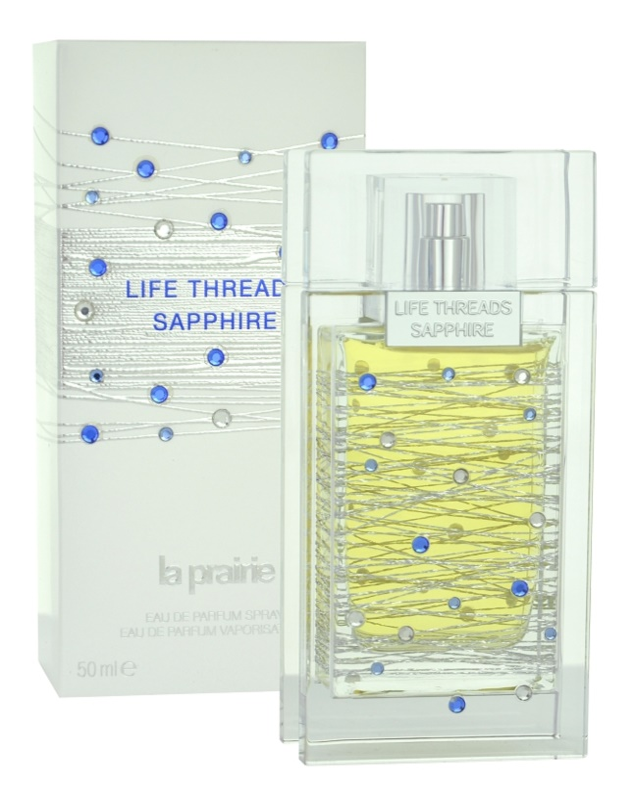 La Prairie Life Threads Sapphire Eau de Parfum Damen 50 ml
