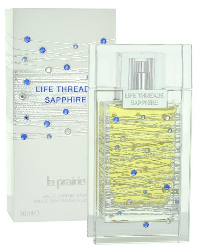 La Prairie Life Threads Sapphire Eau de Parfum for Women 50 ml