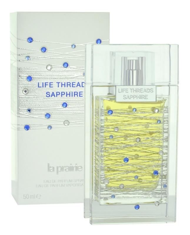 La Prairie Life Threads Sapphire Eau de Parfum für Damen 50 ml