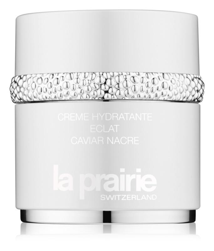 La Prairie White Caviar crema aclaradora contra problemas de pigmentación