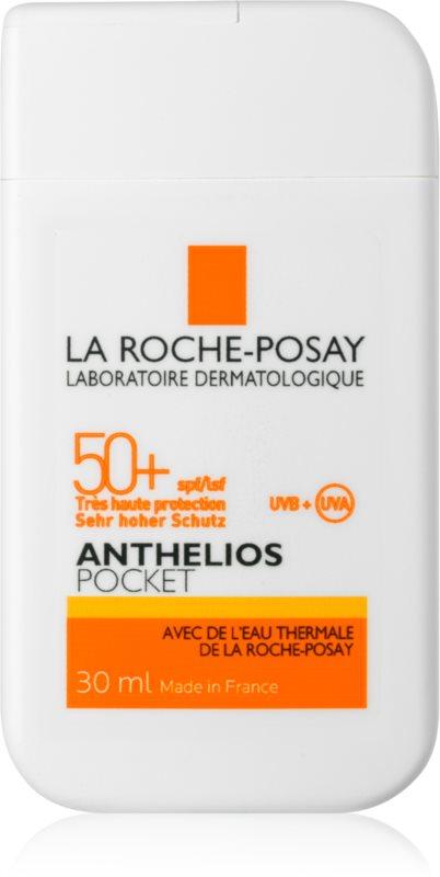 La Roche-Posay Anthelios Pocket zaščitna krema za občutljivo in netolerantno kožo SPF 50+